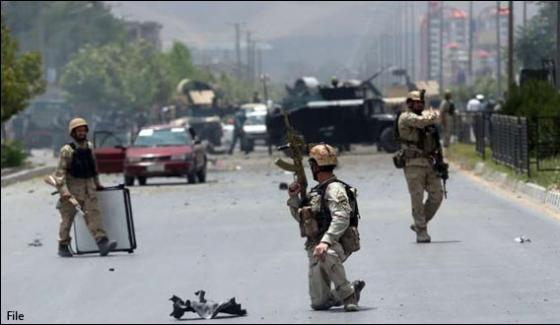 Two Suicide Attack In Kabul 37 Policemen Killed