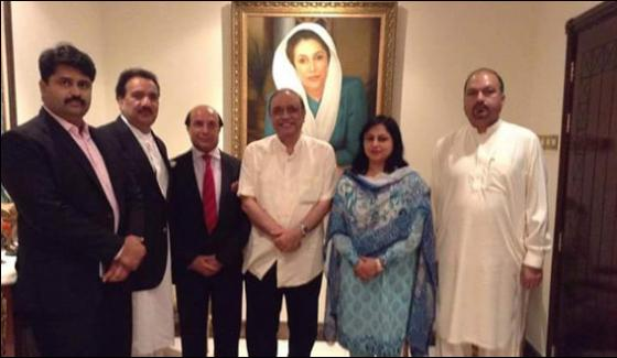 Peoples Party Dubai Meeting Sindh Chief Minister Change Decided