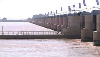 Watewr Level Increase In Sindh River