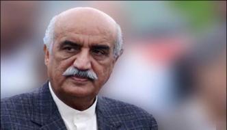 Khurshid Shah Visit To Civil Hospital Sukkur