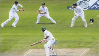 Pakistan Team All Out For 198 England Lead 391 Runs