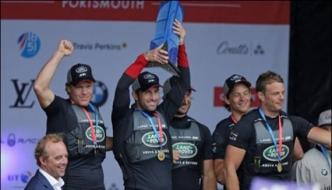 British Team Wins Americas Cup World Series Sailing Regatta