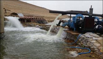 Hub Dam Karachi Supply Water Through Pump