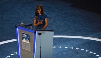 No Better Candidate Than Clinton In Presidential Election Michelle Obama