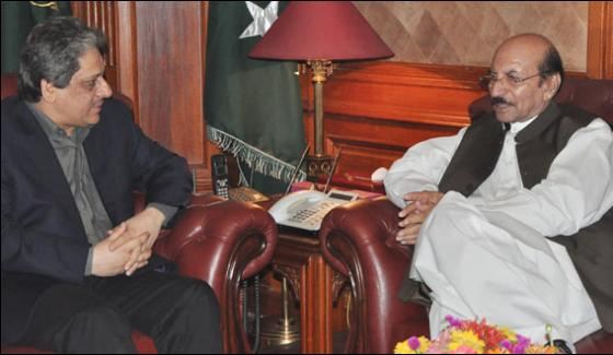 Governor Sindh Accepted Resignation Of Qaim Ali Shah