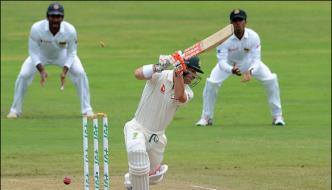 Colombo 1st Test Srilanka All Out On 117 Australia Are 66 For 2