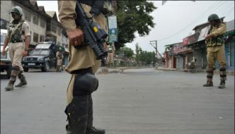 Tension Remain In Occupied Kashmir Curfew Imposed Again