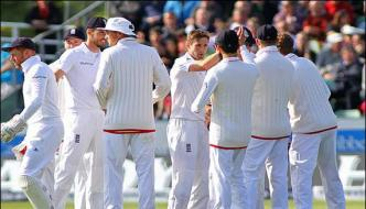 Third Testannounced 13 Member Team England
