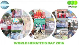 World Hepatitis Awareness Day Today