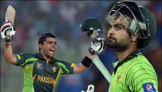 Umer Akmal Ahmed Shehzad Out Of One Day Series
