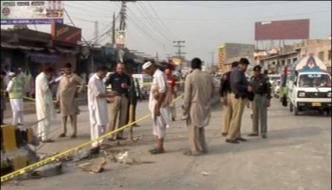 Peshawar Blast Three Injured Including Traffic Police