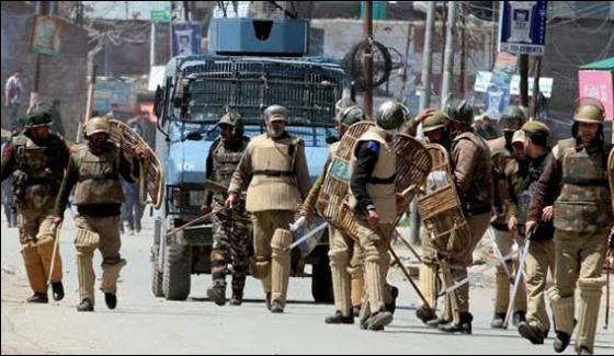 Occupied Kashmir Atrocities More Kashmiri Martyred 100 Injured
