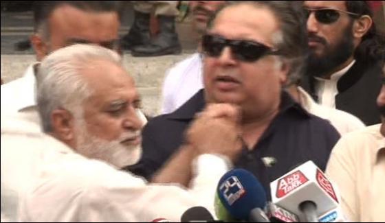 Pti Karachi Ittehad Splits