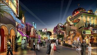 Dubai International Mega Theme Park