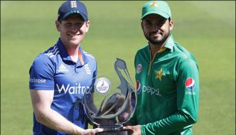 Pakistan Won The Toss And Elected To Bat
