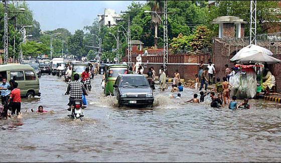 Torrential Rain In Lahore Two Children Died In Accident