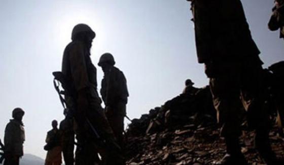 Seven Fc Personnel Killed In Jiwani Checkpost Attack