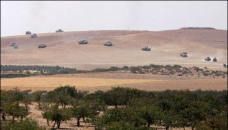Turkish Tanks Cross Syrian Border In Military Op To Retake City Of Jarablus