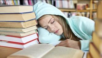 Sleep Break Is A Must During Exam Preparation