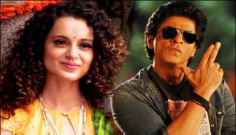 Kangna And Shah Rukh First Time Come Together In A Movie