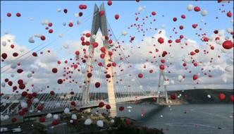 Turkey Opens Bridge Between Aisa And Europe