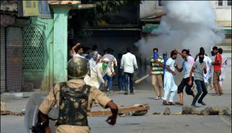 Curfew Imposed In Occupied Kashmir Still 50 Days