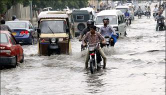 Karachi Heavy Rain After Lahore