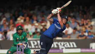 England Won By 4 Wickets With 15 Balls Remaining