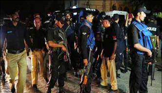 Police Arrested 3 Criminals In Raid In Karachi