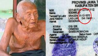 Indonesian Man Who Claims To Be Worlds Oldest Person Aged 145