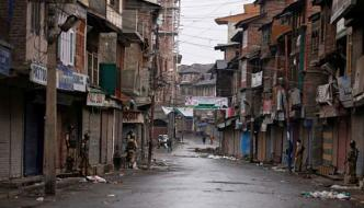 Kashmir Continues 51st Day Tension Persists Due To The Prolonged Curfew