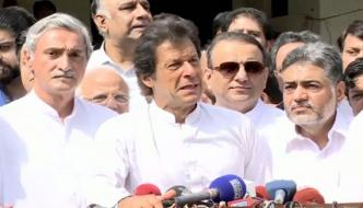Imran Khan Says Enemy Can Not Have A Speech That The Leader Of The Mqm
