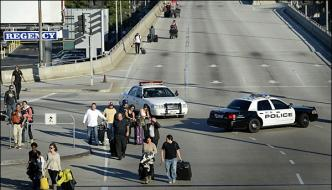 Firing On Los Angles Airport One Arrested