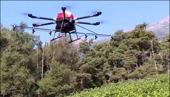 Drones To Help Farmers With Weed Control