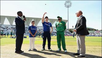 Unchanged England Win Toss And Bat Firs Against Pakistan