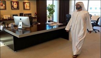 Ruler Sheikh Offices Raided In Dubai
