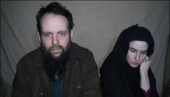 New Video Of Us Canadian Couple Hostage In Afghanistan Released