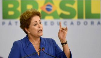 Former Brazilian President Dilma Rousseff Ousted In Impeachment Vote