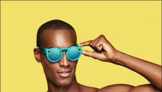 Snapchat Introduces Video Glasses