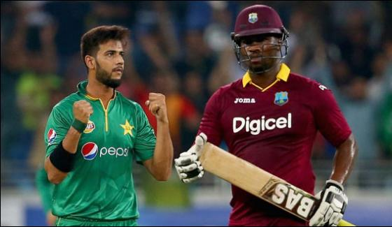 Pakistan Win The Match And Series Against Westindies