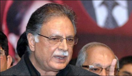 India Atrocities Has To End In Kashmir Pervez Rasheed