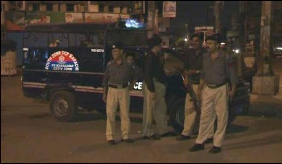 Karachi Operation Pib Colony Cant Station And Rizvia Society Search Operation 28 Suspected Arrest