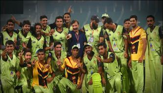 Bahawalpur Beat Dera Gazi Khan Rising Star