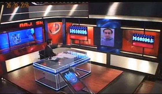 Shazaib Khanzada Discussion With Indian Journalist