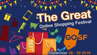 Biggest Online Shopping Festival Launches Few Hours Left