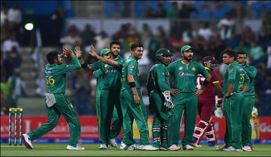 Third T20 Pakistan Beat West Also Clean Sweep Of The Series