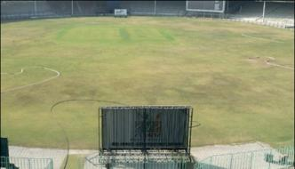 Cda Cricket Ground Sealed In Islamabad