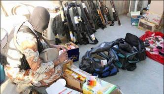 Rangers Seizes Arms Buried Underground In Fb Area Operation