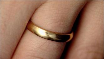 Lost Wedding Ring Found After 4 Decades