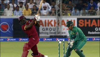 Pakistan To Face West Indies In First Odi